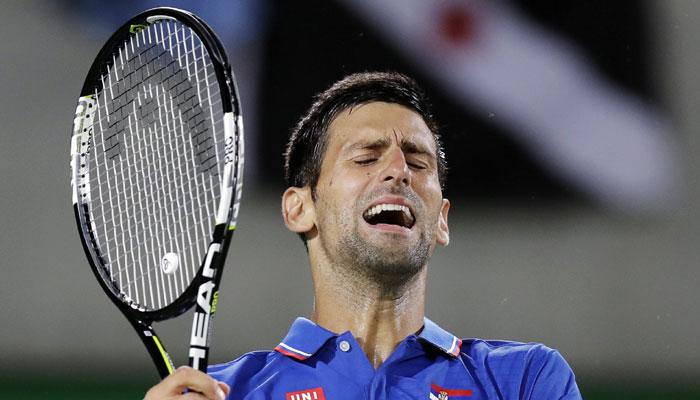Perte de confiance, coup droit au tennis